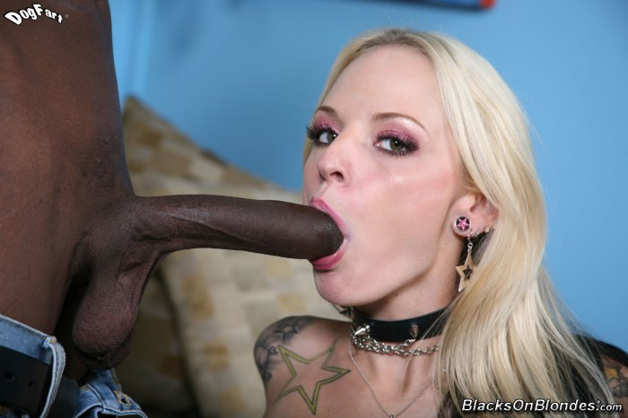 Interracial Facial Faye 1
