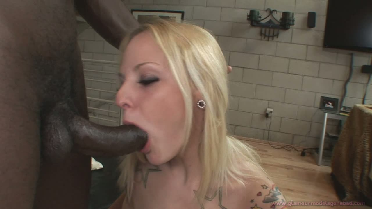 Faye Runaway: Cute Blonde Always Wanted To Bang A Black Guy - 2